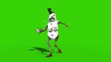 Snowman JackFrost Winter Walkc...