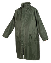 Waterproof Raincoat Isolated O...