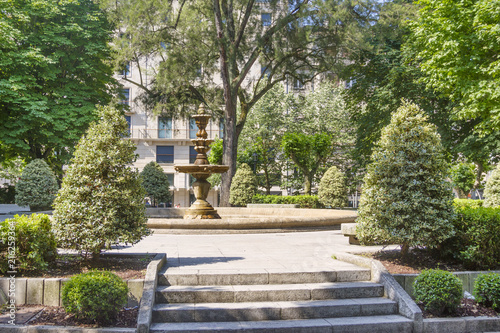 San Lazaro park