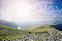 Snowdonia National Park, Wales...