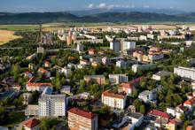 Poprad City, Slovakia