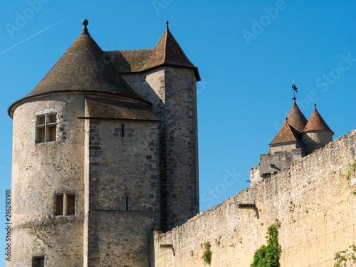 Foto op Plexiglas Kasteel Château Fort