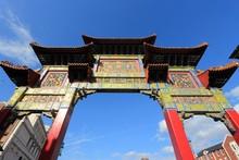 Liverpool Chinatown Gate