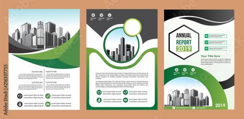 Fotografía  creative cover, layout, brochure, magazine, catalog, flyer for event