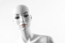 White Female Mannequin