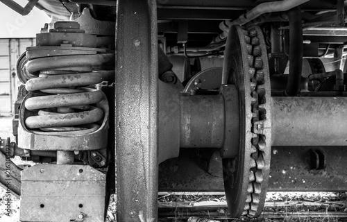 Fototapeta styl industrialny styl-industrialny-stara-maszyna