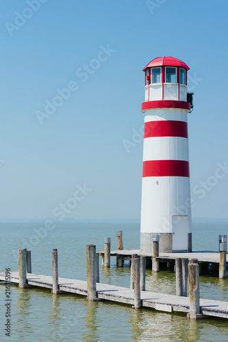 Picture of lighthouse in Austria