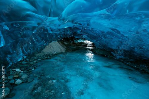 Papiers peints Arctique Under The Ice 2 - Mendenhall Glacier