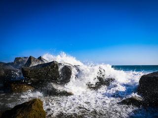 Venice Beach Rocks