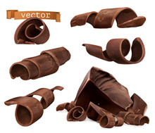 Chocolate Shavings And Pieces,...