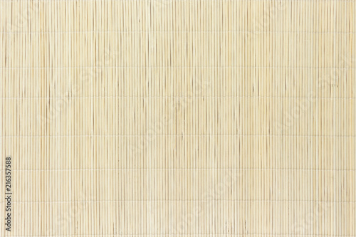 bamboo sushi mat texture japanese an chinese life style tradition