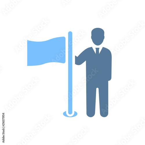 Photo Business Goal Icon