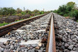railway track train rail railroad travel transportation outdoor background