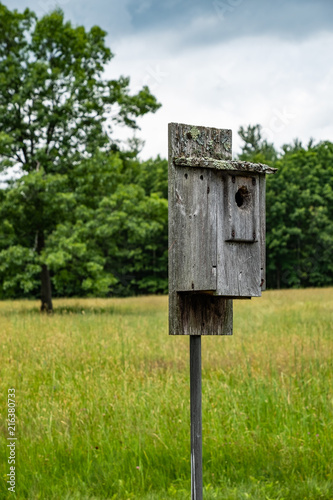 Photo Birdhouse - Monson NH