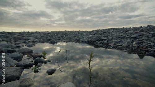 In de dag Noord Europa Baikal Landscape