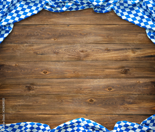 Photo Rustic background for Oktoberfest