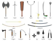 世界の武器
