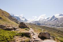 Zermatt, Stellisee, Bergsee, A...