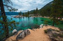 Sand Harbor Beach Lake Tahoe N...