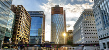 Office Buildings And South Qua...