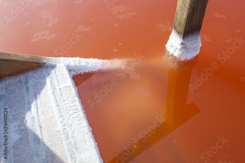 Photo  Magnesium bathing pool, Isla Cristina, Spain