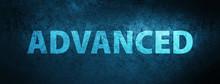 Advanced Special Blue Banner B...