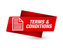 Terms And Conditions (page Ico...