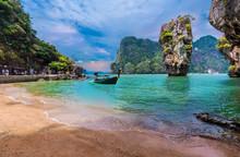 James Bond Island And Famous K...