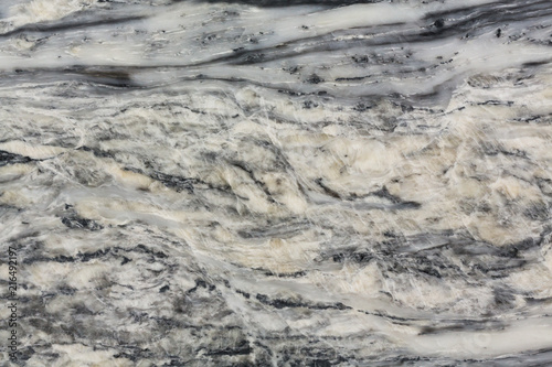 Canvas Prints Marble Stylish grey marble texture for contrast interior.
