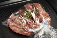 Cooking Baking Plastic Bag. No...