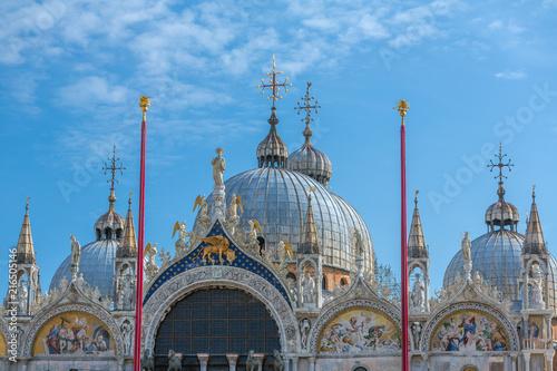 Slika na platnu Basilica di San Marco in Venice, Italy