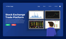 Stock Trader Exchange