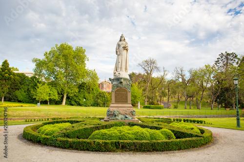 Foto op Plexiglas Oceanië Queen Victoria Monument