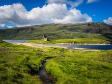 Ardvreck Castle, Loch Assynt, Scotland