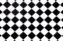Black And White Checkered Floo...