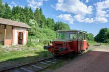 Vintage Diesel Shunting Locomo...