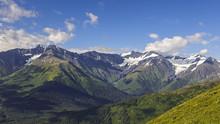 Chugach Range