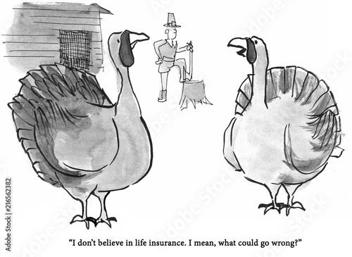 Valokuva Life insurance turkey