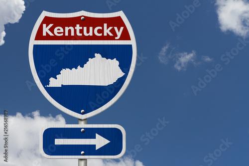 Keuken foto achterwand Verenigde Staten Road trip to Kentucky