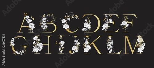 Foto  Wedding alphabet
