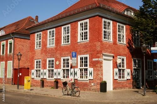 In de dag Noord Europa Quartier hollandais de Potsdam (Allemagne)