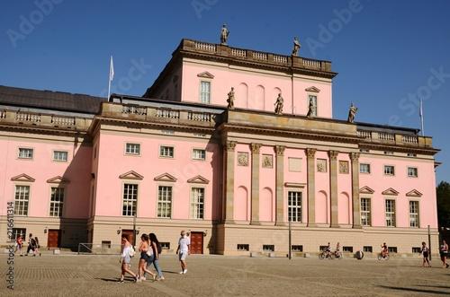 In de dag Noord Europa Palais de Frédéric II à Berlin (Allemagne)