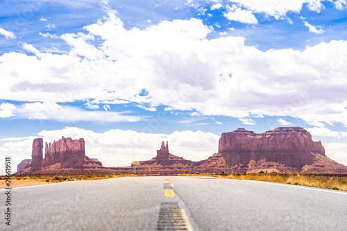 Keuken foto achterwand Verenigde Staten Monument Valley