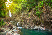 Waterfall Klong Plu Koh Chang
