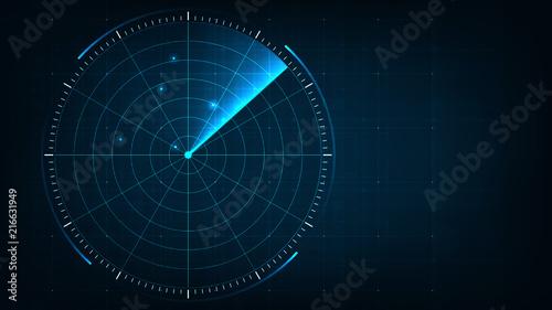 Fotografía  Radar