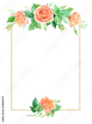 Flower Borders For Wedding Invitations - Flowers Healthy