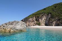 Paradise Beach Of Liapades At ...