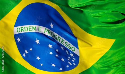 Valokuvatapetti Bandeira do Brasil