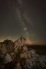 The Milky Way Over Shropshire.