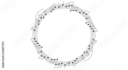 Photo  note, spartito, pentagramma, musica,